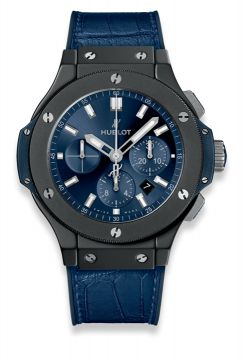 BIG BANG CERAMIC BLUE 44 mm - 301.CI.7170.LR
