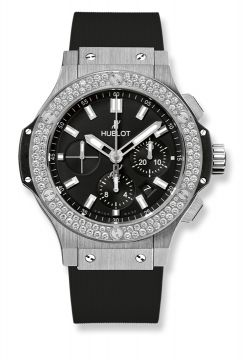 BIG BANG STEEL DIAMONDS 44 mm - 301.SX.1170.RX.1104