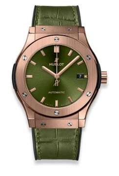 CLASSIC FUSION KING GOLD GREEN 45 mm - 511.OX.8980.LR