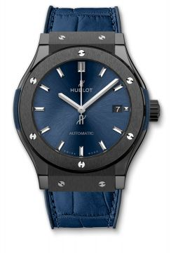 CLASSIC FUSION CERAMIC BLUE 45 mm - 511.CM.7170.LR