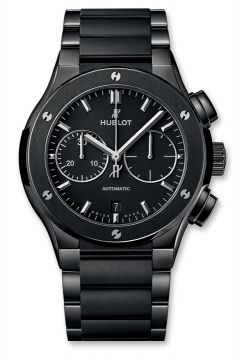 CLASSIC FUSION CHRONOGRAPH BLACK MAGIC BRACELET 45 mm - 520.CM.1170.CM