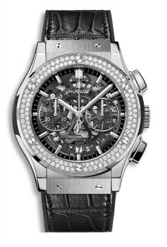 CLASSIC FUSION AEROFUSION TITANIUM DIAMONDS 45 mm - 525.NX.0170.LR.1104