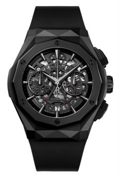 CLASSIC FUSION AEROFUSION CHRONOGRAPH ORLINSKI ALL BLACK 45 mm - 525.CI.0119.RX.ORL18