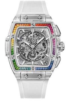 SPIRIT OF BIG BANG SAPPHIRE RAINBOW 42 mm - 641.JX.0120.RT.4099