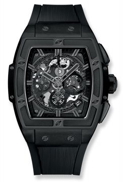 SPIRIT OF BIG BANG ALL BLACK 42 mm - 641.CI.0110.RX