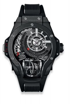 MP MP-09 TOURBILLON BI-AXIS 3D CARBON 49 mm - 909.QD.1120.RX