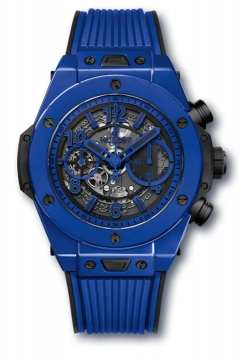 BIG BANG UNICO BLUE MAGIC 45 mm - 411.ES.5119.RX