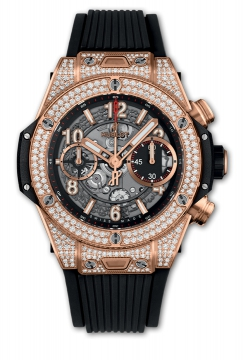 BIG BANG UNICO King gold Pavé 42 mm - 441.ox.1180.rx.1704