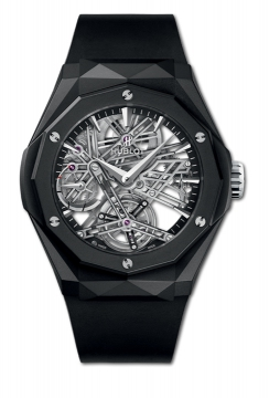 CLASSIC FUSION TOURBILLON POWER RESERVE 5 DAYS ORLINSKI BLACK MAGIC 45 mm - 505.CI.1170.RX.ORL19