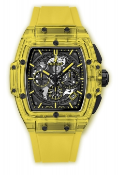 SPIRIT OF BIG BANG YELLOW SAPPHIRE 42 mm - 641.JY.0190.RT