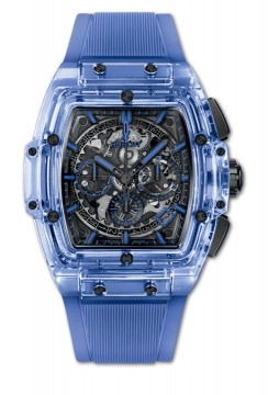 SPIRIT OF BIG BANG BLUE SAPPHIRE 42 mm - 641.JL.0190.RT