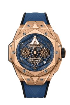 SANG BLEU II KING GOLD BLUE 45 MM - 418.OX.5108.RX.MXM20