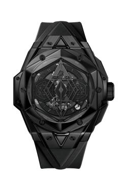 SANG BLEU II ALL BLACK 45 MM - 418.CX.1114.RX.MXM20