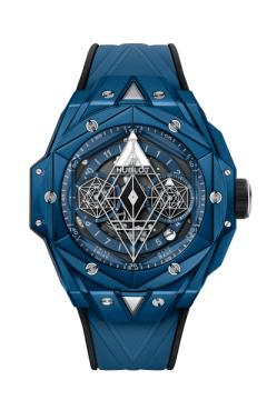 BIG BANG SANG BLEU II BLUE CERAMIC 45MM - 418.EX.5107.RX.MXM21