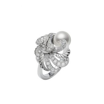 Mikimoto Feather Collection Ring - PR-1485*U