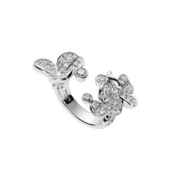 Fortune Leaves Collection Ring - DGR-1470*U