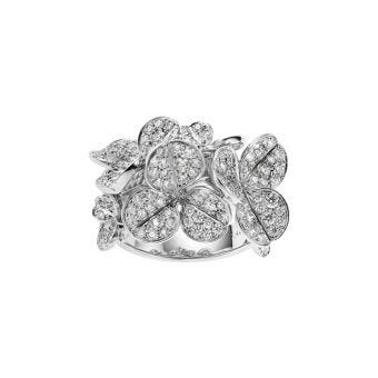 Fortune Leaves Collection Ring - DGR-1475*U