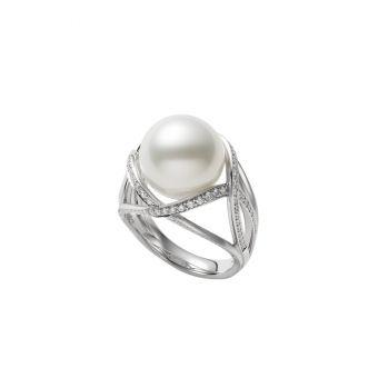 Mikimoto M Collection Ring - PYR-1805*U