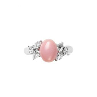 Conch Pearl Jewellery Ring - PR-7728CR