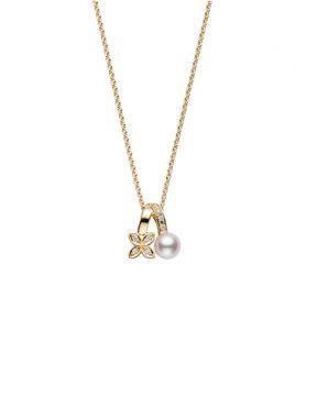 Necklace - PP-1626MK