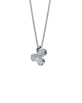 Fortune Leaves Necklace - PP-20404U