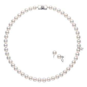 Pearl Jewelry Set - KZ-1550