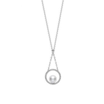 Mikimoto Circle Collection Pendant - PYP-5502U