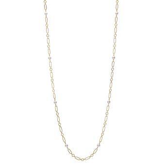 M Code Necklace Necklace - PP-20553K