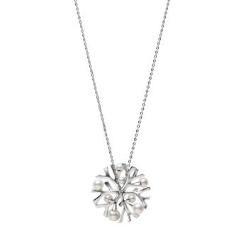 Mikimoto Coral Collection Pendant - PP-20474S