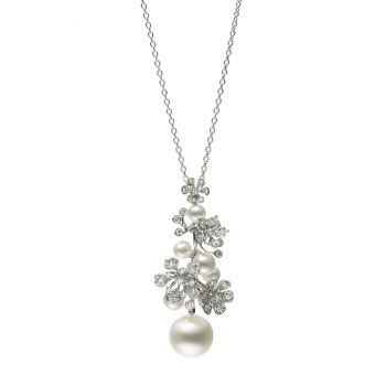 Mikimoto Bloom Collection Pendant - PP-20447NU
