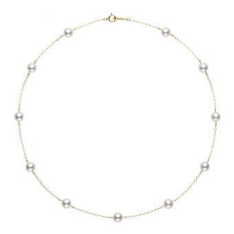 Necklace - PP-158BK