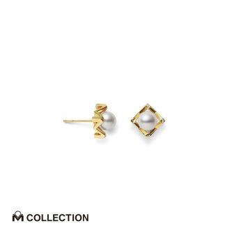 Mikimoto M Collection Pierced Earrings - PE-1722PK