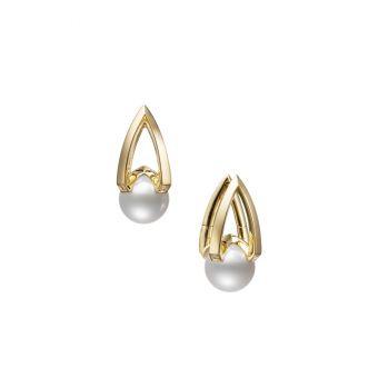 Mikimoto M Collection Pierced Earrings - PYE-1811K