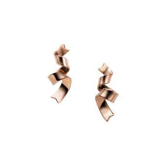 Jeux de Rubans Pierced Earrings - FE-143PI