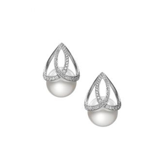 Mikimoto M Collection Pierced Earrings - PYE-1808NU