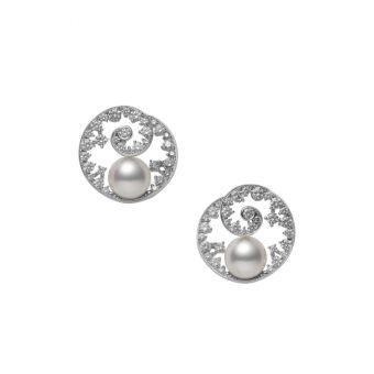 Praise to Nature Pierced Earrings - PE-1686PU