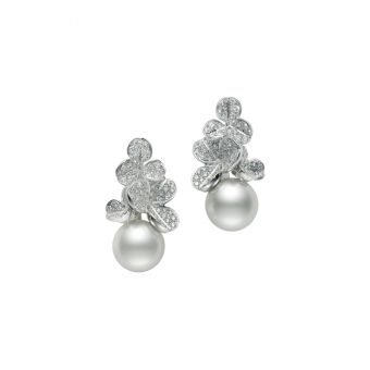 Fortune Leaves Collection Earrings - PE-1635NU