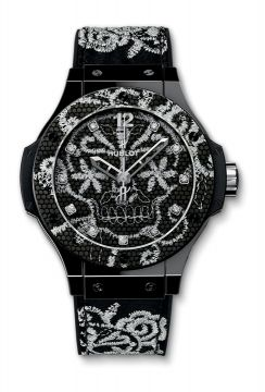 BIG BANG BRODERIE CERAMIC 41 mm - 343.CS.6570.NR.BSK16