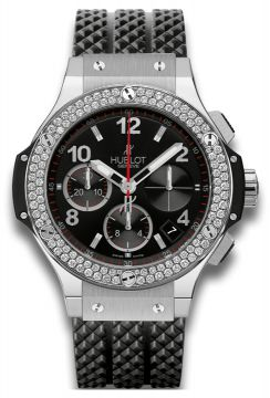 BIG BANG STEEL DIAMONDS 41 mm - 342.SX.130.RX.114