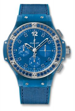 BIG BANG BLUE LINEN 41 mm - 341.XL.2770.NR.1201