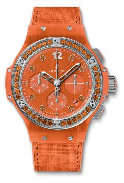 BIG BANG ORANGE LINEN 41 mm - 341.XO.2770.NR.1206