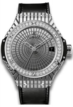 Big Bang Caviar Steel Diamonds  41 mm - 346.SX.0870.VR.1204