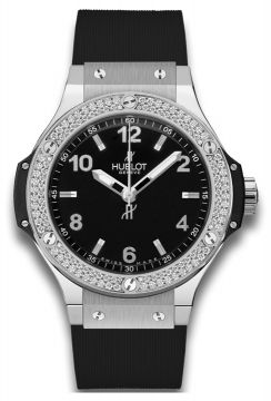 Big Bang Steel Diamonds  38 mm - 361.SX.1270.RX.1104