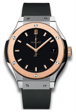 CLASSIC FUSION TITANIUM KING GOLD 33 mm - 581.NO.1181.RX