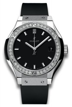 CLASSIC FUSION TITANIUM DIAMONDS 33 mm - 581.NX.1171.RX.1104