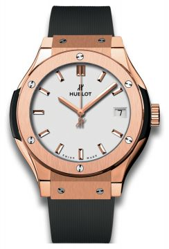 CLASSIC FUSION KING GOLD OPALIN 33 mm - 581.OX.2611.RX