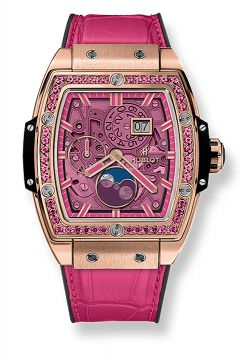 SPIRIT OF BIG BANG MOONPHASE KING GOLD PINK 42 mm - 647.OX.7381.LR.1233
