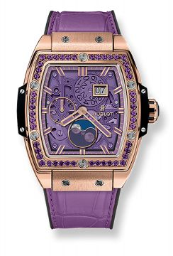 SPIRIT OF BIG BANG MOONPHASE KING GOLD PURPLE 42 mm - 647.OX.4781.LR.1205