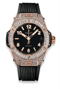 BIG BANG ONE CLICK KING GOLD JEWELLERY 39 mm - 465.OX.1180.RX.0904