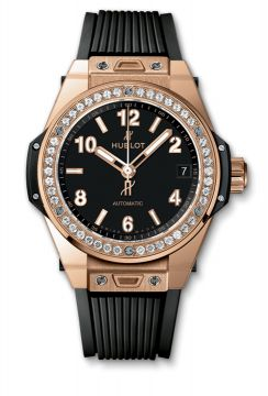 BIG BANG ONE CLICK KING GOLD DIAMONDS 39 mm - 465.OX.1180.RX.1204